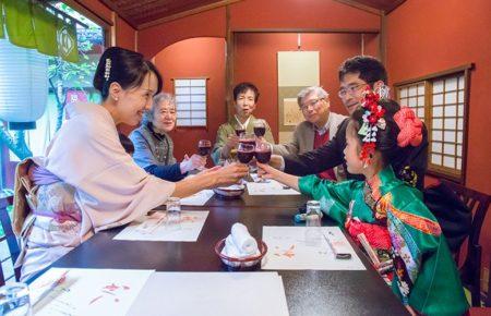 東京のお店に出張撮影した七五三記念写真