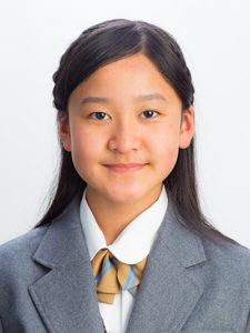 中学生の証明写真